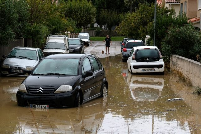 Weather warning: Southern France braced for more storms and flooding