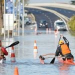 Two missing as floods hit southern France