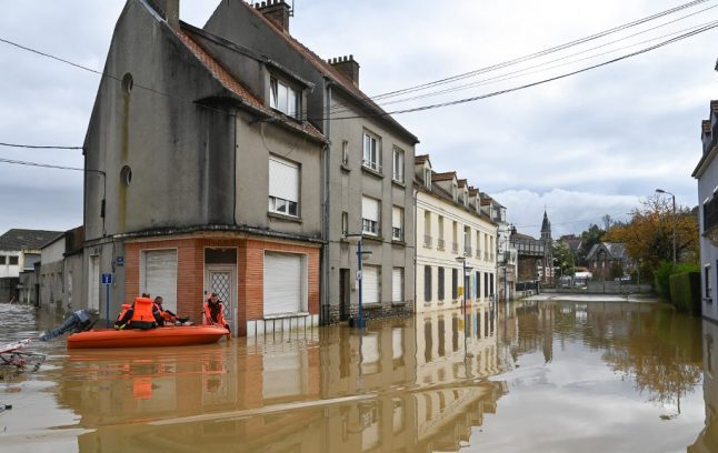Flooding in France: What to do if flood waters rise in your area