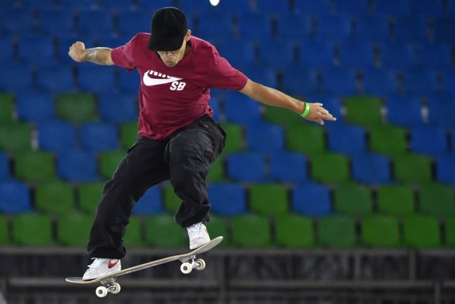 Paris 2024: Olympic skateboarding, BMX and climbing tipped to be in city centre