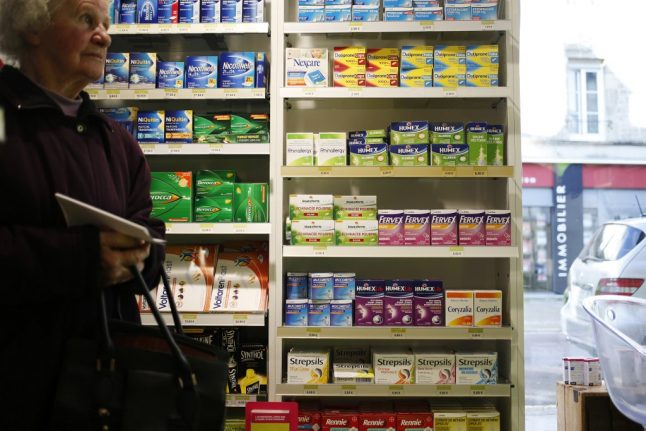 These are the medicines that French people have been advised to avoid