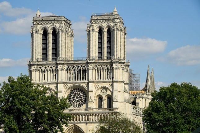 Chinese experts to help France rebuild Notre-Dame cathedral