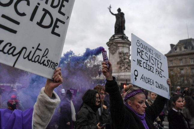 France unveils long-awaited plan to fight violence against women