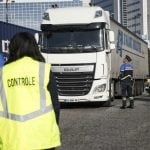 Over 30 Pakistani migrants found in lorry in France