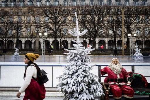 Eight of the best things to do in Paris this December