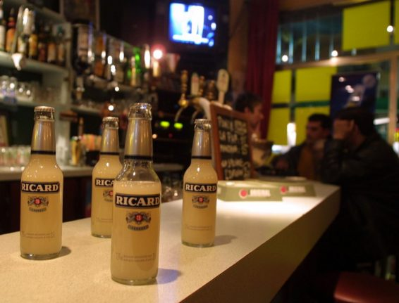 French drinks giant Pernod Ricard faces court action over 'pressuring staff to drink pastis at work'
