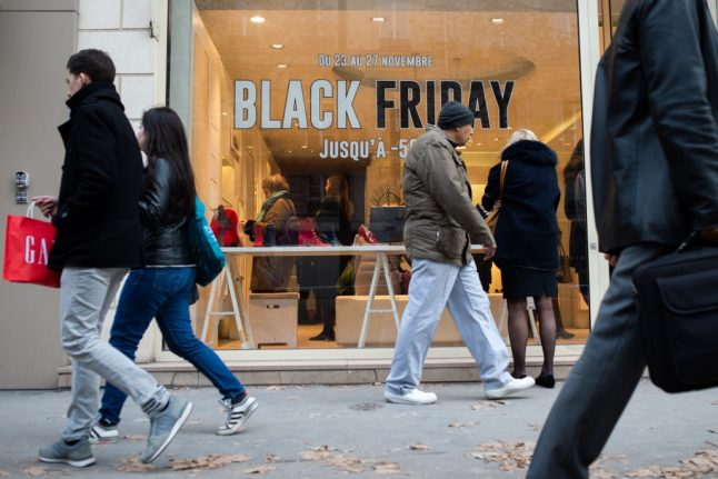 Why France might be banning Black Friday