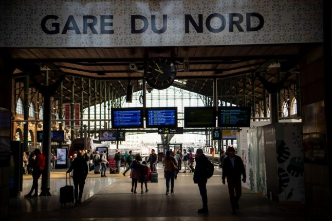 Paris's Gare du Nord station partly evacuated over inactive bombshell