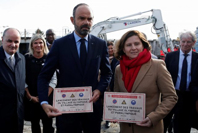 Paris 2024: France launches construction of the Olympic village