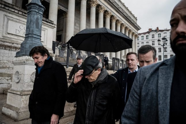 Prosecutor asks French court to clear Lyon cardinal over sex abuse cover-up