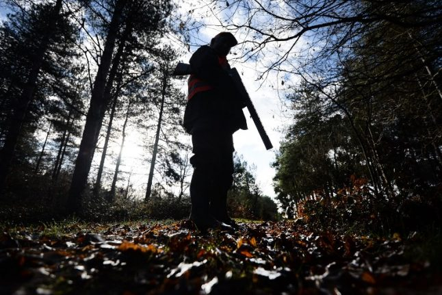 France's hunting season claims eight lives - and it's only half way through