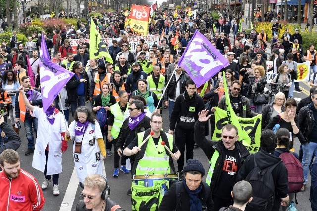 Nationwide strikes in France: Who is joining in and what are their grievances?