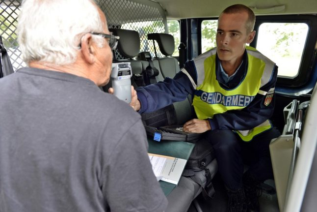 Is France moving towards a zero drink drive limit?