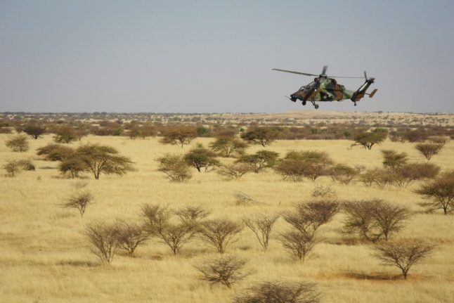 Thirteen French troops killed during battle with jihadists in Mali