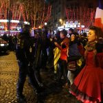 France to deploy 100,000 police officers to keep peace on New Year's Eve