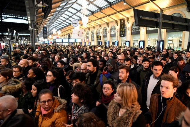 French strikes: Flights, trains, Metro and buses cancelled on Tuesday's 'day of protest'