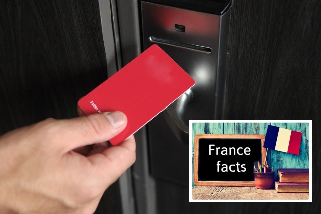 France facts: Sex with a stranger is a legal part of a business trip