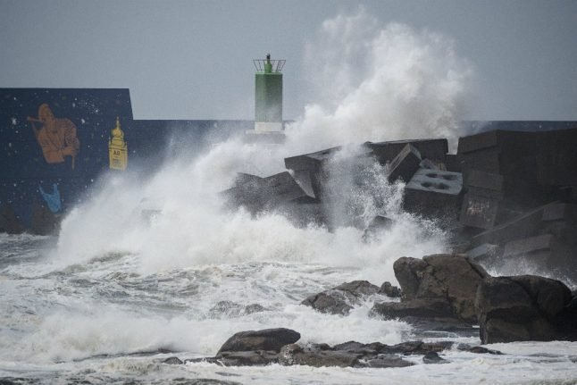 Storm continues to batter Spain, France as death toll rises to eight