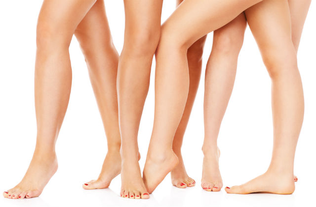 What do French women mean when they say they have 'heavy legs'?