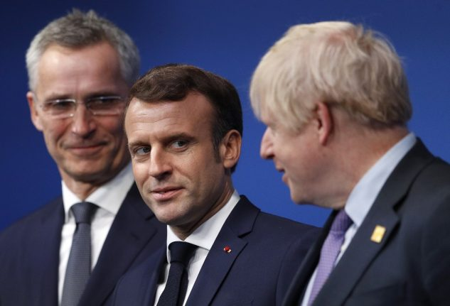 'We must move quickly': Macron wants to get Brexit sorted after UK election