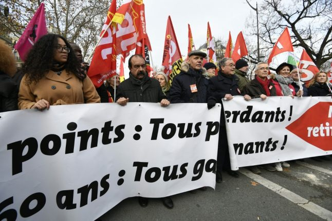 France strikes: No let-up in longest strikes since 1980s