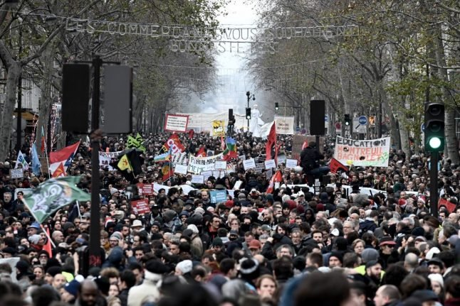Two weeks in and facing Christmas travel chaos, do the French still support the strikes?