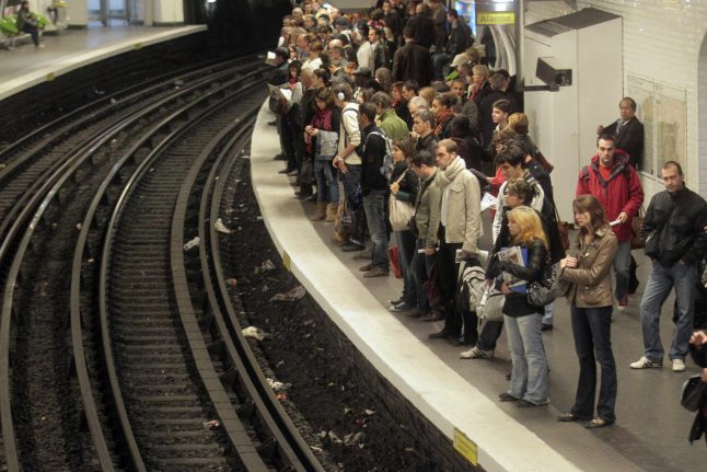Strikes: Transport chaos continues across France