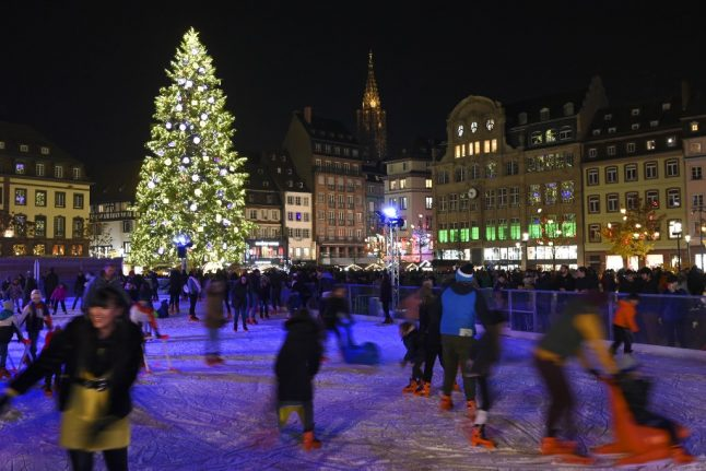 Our pick of the best Christmas markets in France