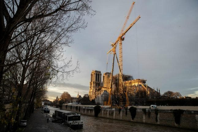 No Christmas Mass at Notre-Dame for first time in two centuries