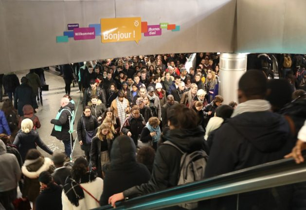 10 Paris Metro lines closed: How the strikes are hitting transport in France on Thursday