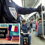 France facts: Pregnant women have to stand up for injured veterans on the Metro
