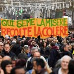 French unions call for new strikes and street protests on Tuesday