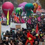 'We don't have a choice': French unions explain why they've brought France to a halt