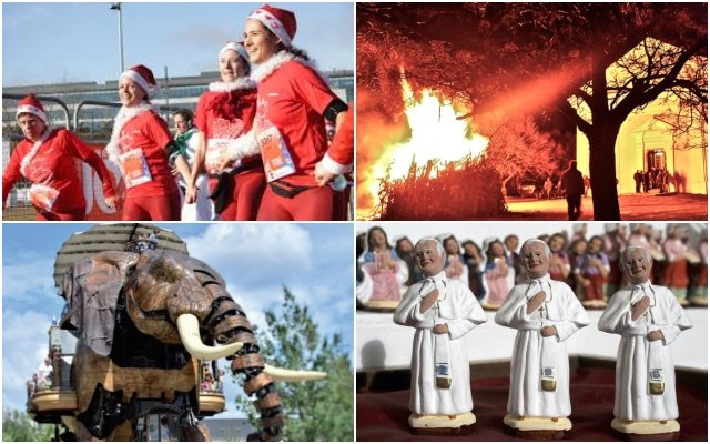 12 unusual ways the French mark Christmas