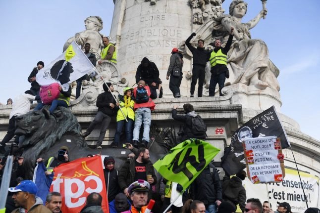 French strikers determined to carry on – 'If we give in now, we will have lost everything'