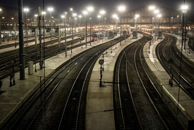 How to claim compensation over French rail strike disruption