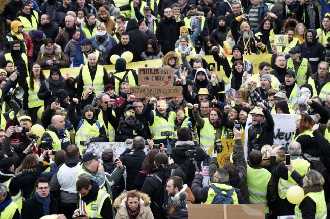 The words that defined 2019 in France