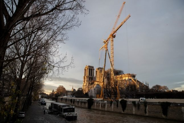 Eight months after devastating blaze - what now for Paris' Notre-Dame cathedral?