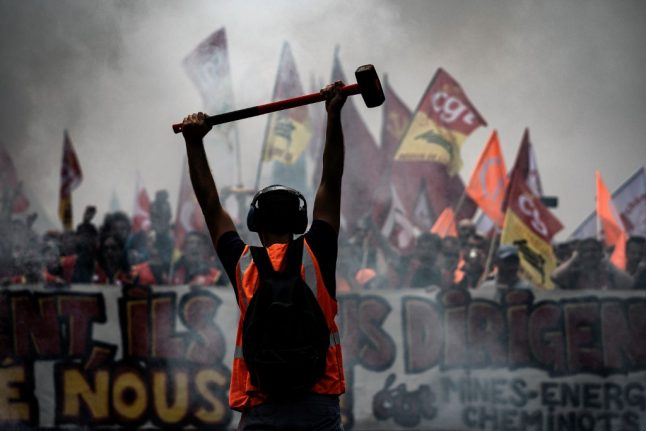 Striking in France – what are the rules and do strikers get paid?