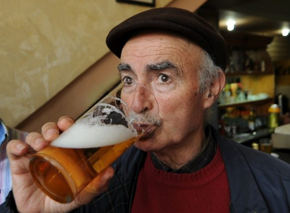 French regional stereotypes: Grumpy Parisians and drunk northerners