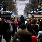 Strikes leave French shopkeepers fearing another Christmas slump