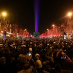 IN PICS: Paris brings in the 2020s with New Year light show