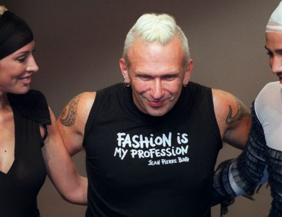 Jean-Paul Gaultier to retire as fashion designer after 50 years