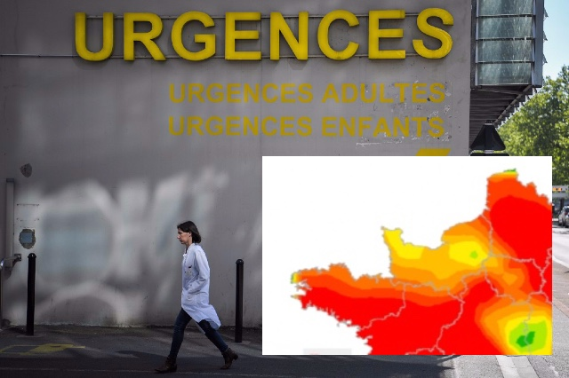 'Gastro' epidemic hits France as sickness and diarrhoea strikes most of country