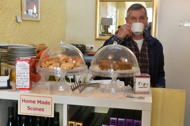 French villages get funding for cafés to revitalise rural communities