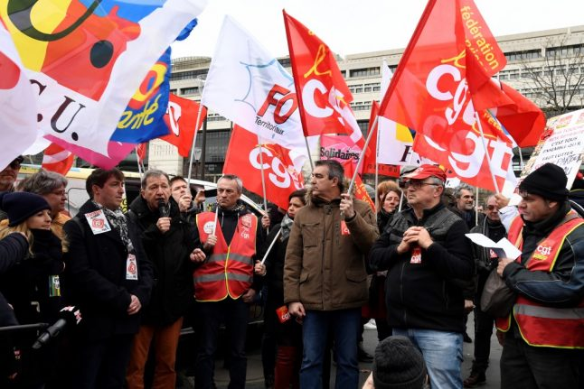 How the historic strikes have damaged the French economy