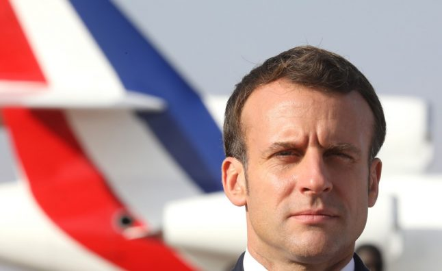 Brexit is a 'historic warning sign for the EU' says Macron