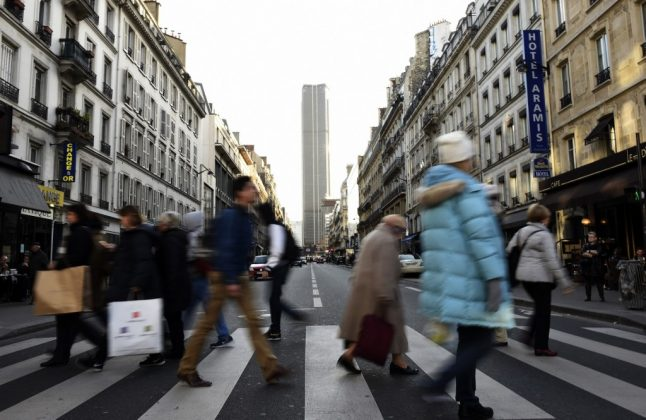 Why being a pedestrian in Paris is a high-risk activity