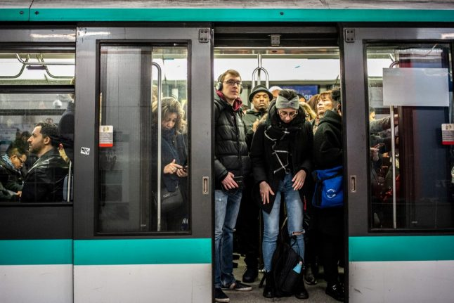 Paris Metro returns to near-normal service as union ends pension strike after 46 days
