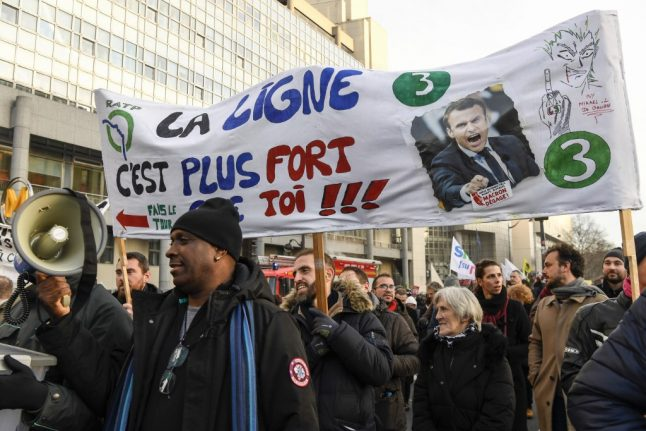 French strikes: So the government has compromised but what happens next?